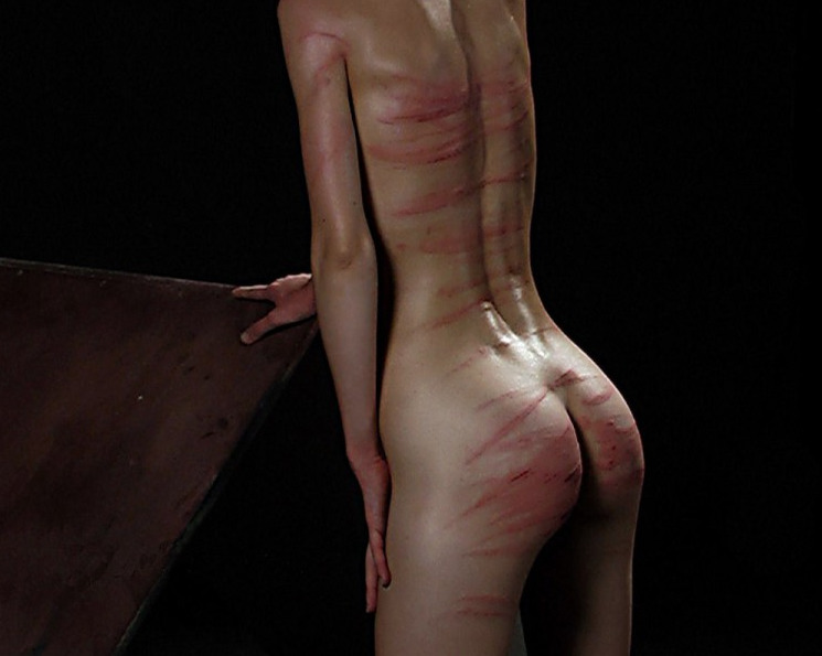 Flogging. Remember, who do you belong to