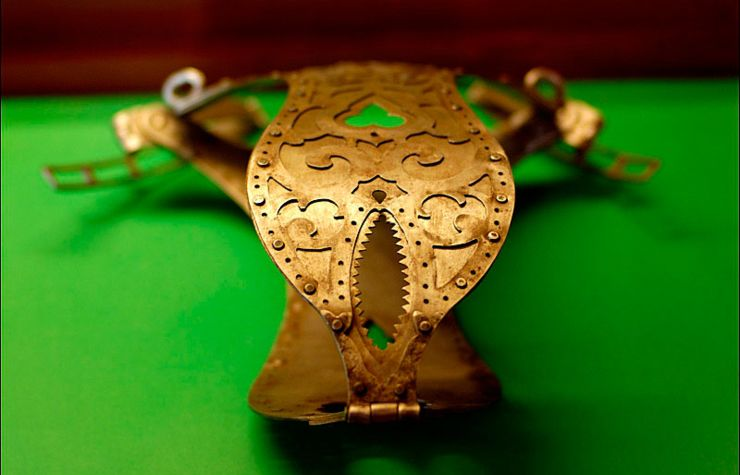 The History of Chastity Belts